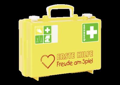 Erste-Hilfe-Koffer Freude am Spiel