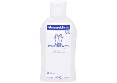 Manusept® basic Wunddesinfektion 100 ml