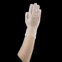 Vinyl Handschuhe K 100 Stk. gepudert