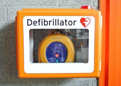 Defibrillatoren für Betriebe
