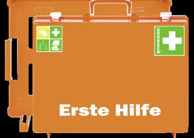 Erste Hilfe-Koffer Industrie Norm